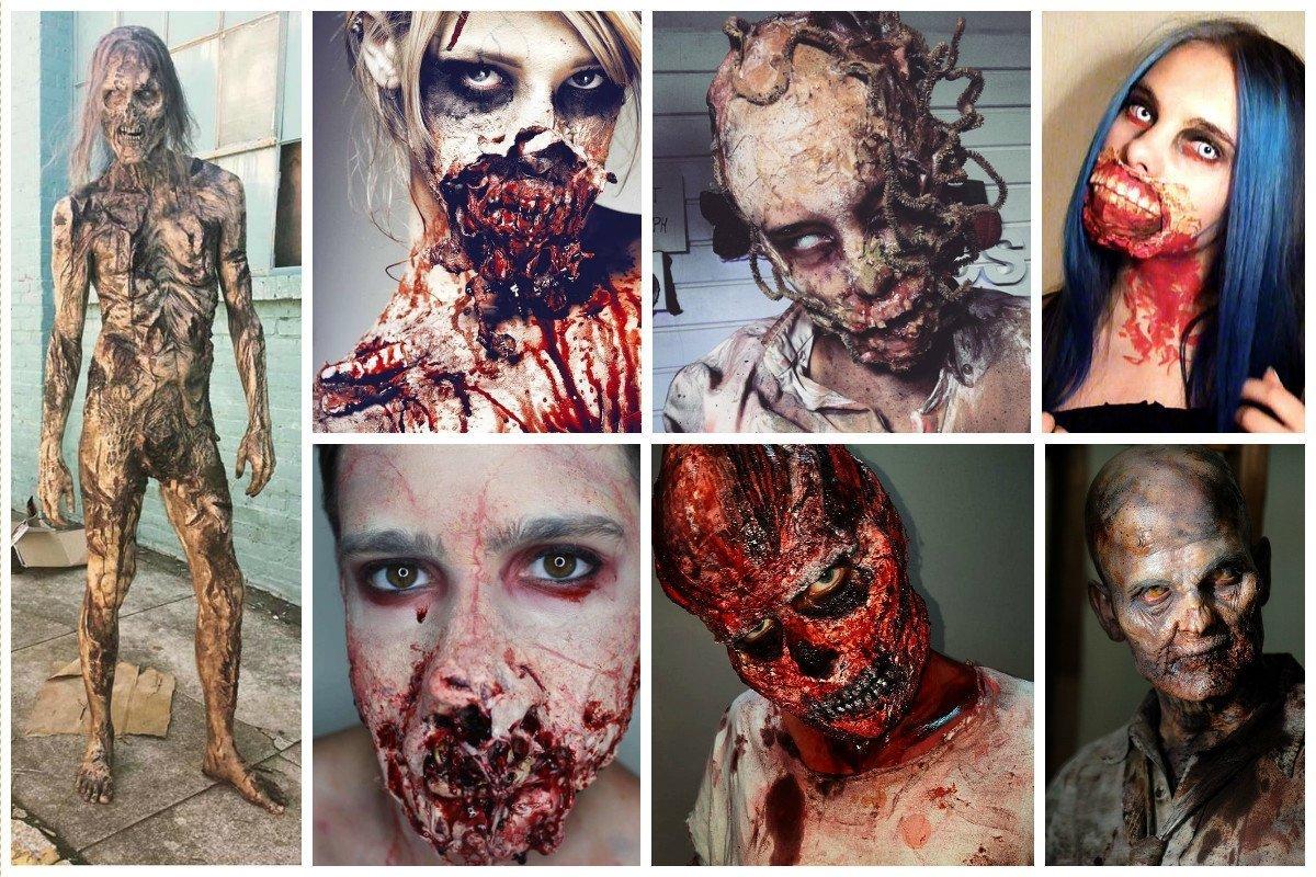 Картинки для зомби-меню