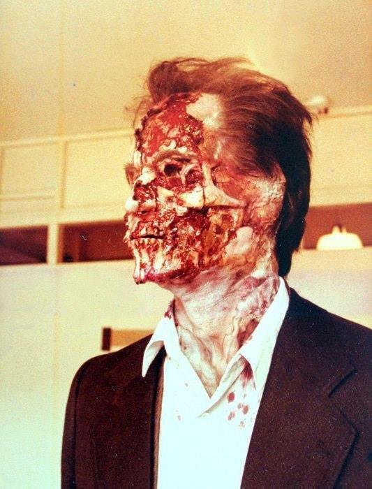 Как создать зомби - секреты гримеров зомби грим, интересное, искусство, кино, макияж, мастерство