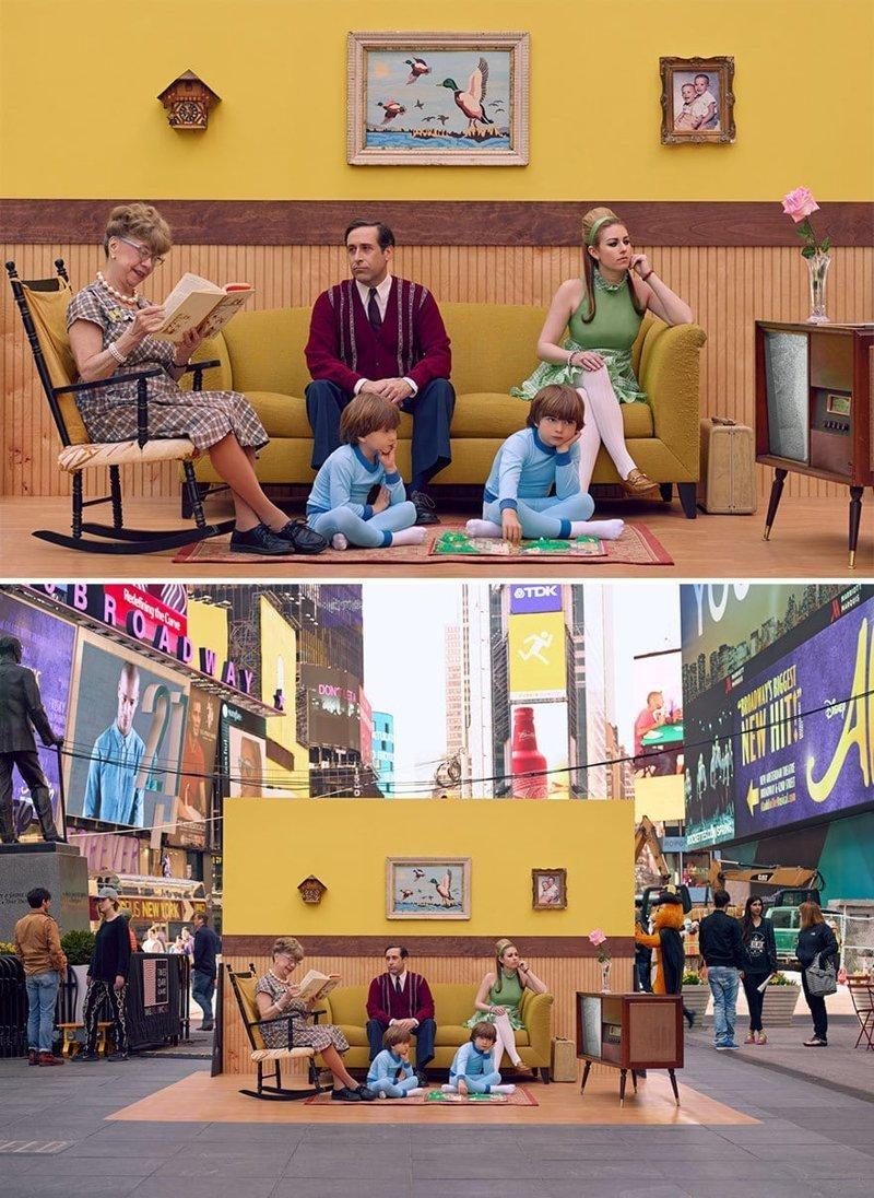 Нью-Йорк в мире, винтаж, интерьер, люди, снимки