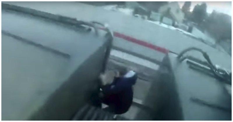 Зацепер заснял гибель своего 13-летнего приятеля видео, зацепер, московская область, падение, поезд, россия, смерть
