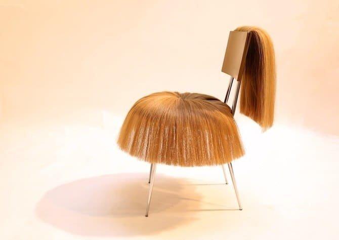 16. Этому стулу требуется стрижка вещь, дизайн, креатив, мир, покупатель, товар, фото