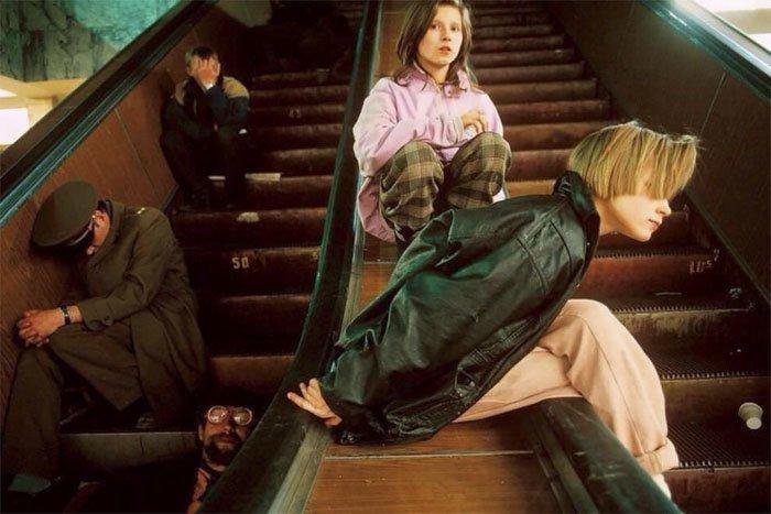 3. 90-е, 90-е годы. жизнь, 90-е молодежь, Россия 90-х, девяностые, лихие 90, лихие 90-е, фотограф