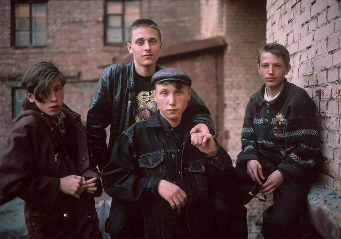 7. 90-е, 90-е годы. жизнь, 90-е молодежь, Россия 90-х, девяностые, лихие 90, лихие 90-е, фотограф