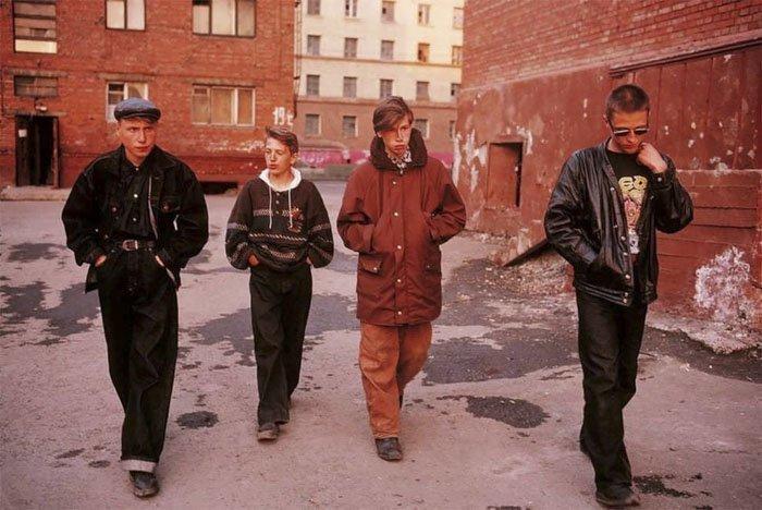 48. 90-е, 90-е годы. жизнь, 90-е молодежь, Россия 90-х, девяностые, лихие 90, лихие 90-е, фотограф