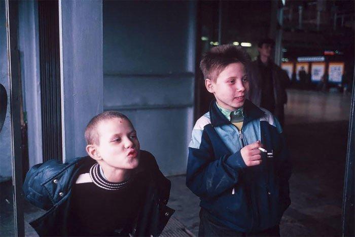 15. 90-е, 90-е годы. жизнь, 90-е молодежь, Россия 90-х, девяностые, лихие 90, лихие 90-е, фотограф