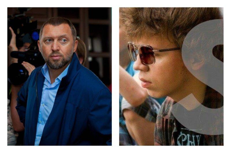 Как отдыхают дети Дерипаски и внучка Ельцина дети и внуки политиков, папарацци, фото