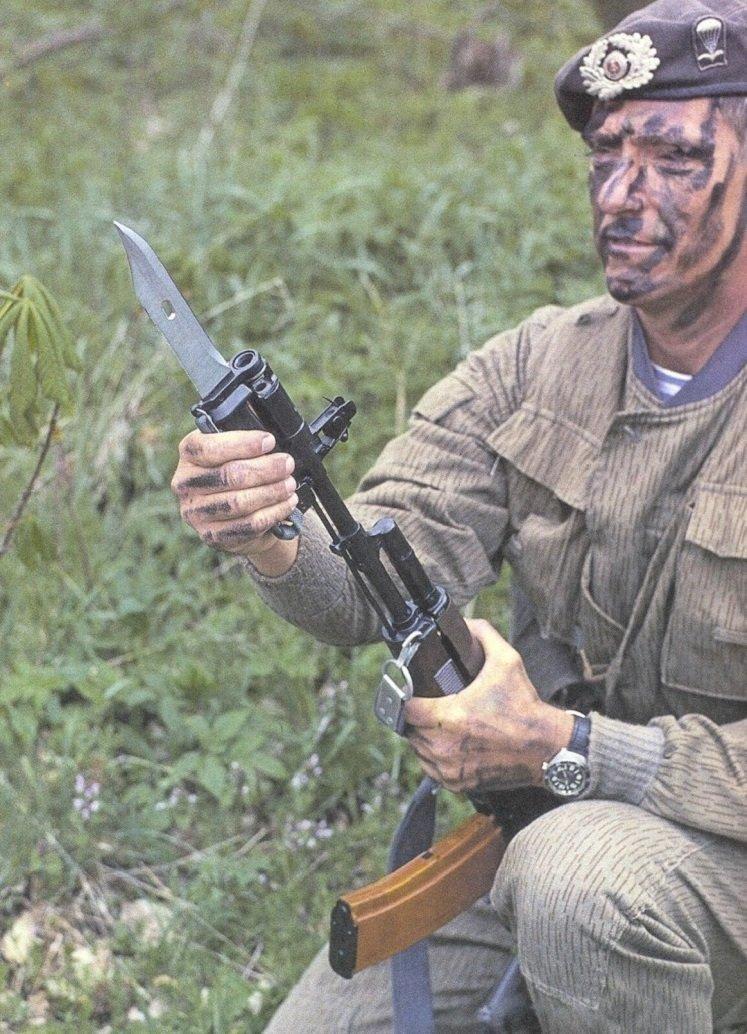 Была такая страна — ГДР, и была у неё Армия ГДР, армия, страна
