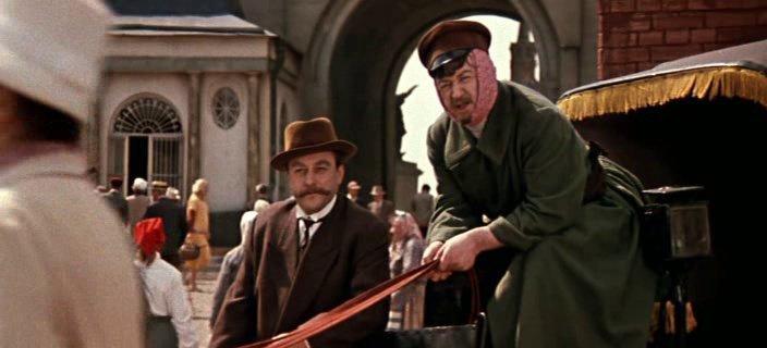 Корона Российской империи, или Снова неуловимые  актёр, кино, народный артист СССР