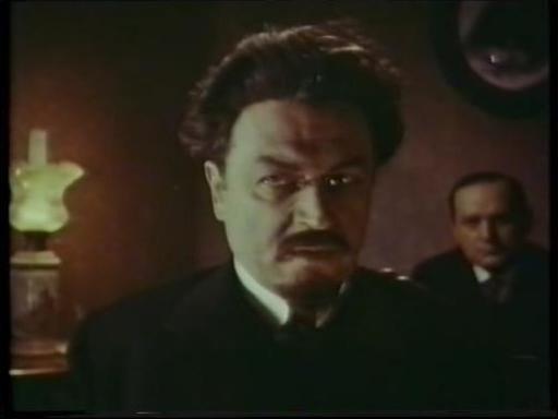 В дни Октября актёр, кино, народный артист СССР