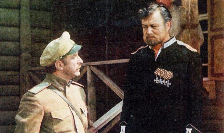 Даурия  актёр, кино, народный артист СССР