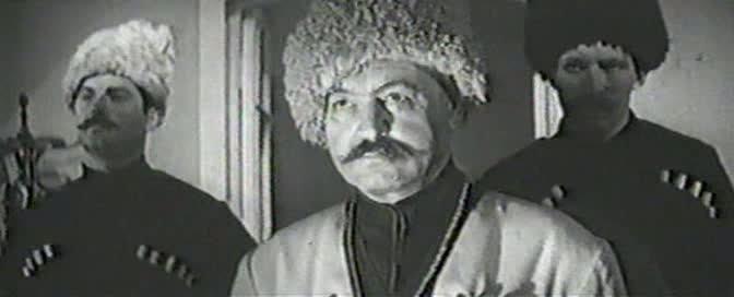 Двадцать шесть бакинских комиссаров  актёр, кино, народный артист СССР