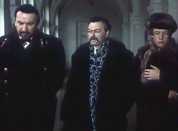 Старая крепость актёр, кино, народный артист СССР