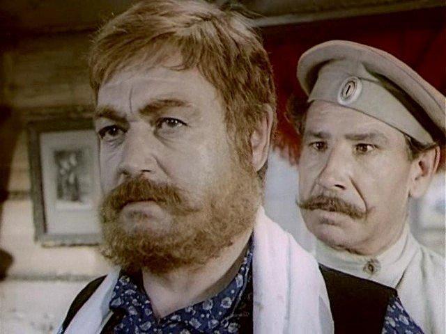 Вечный зов  актёр, кино, народный артист СССР