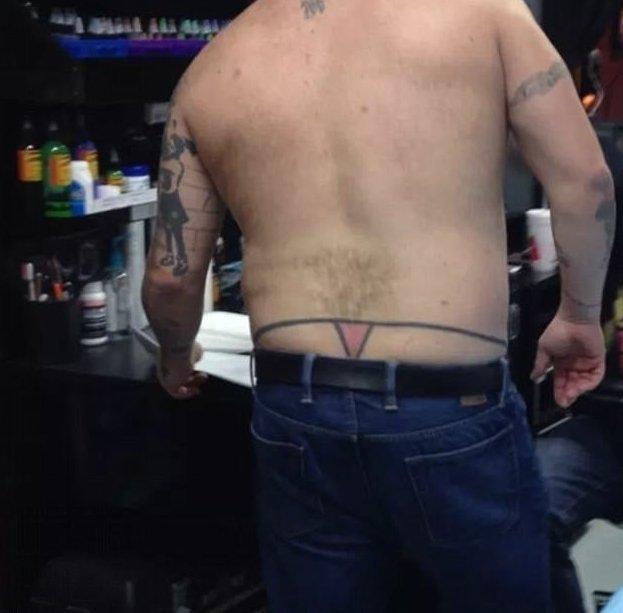 Коллекция неудач тату-мастеров забавно, нелепо, неудачи, ошибки, смешно, тату, тату-мастера, татуировки