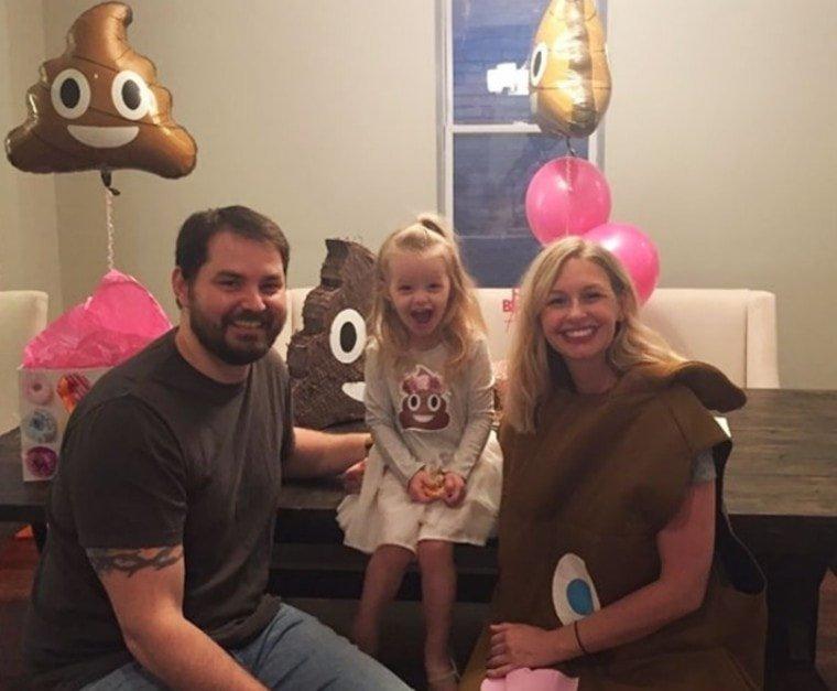 5. Родители устроили вечеринку в виде любимого персонажа этой малышки Радость, в мире, люди, прикол, юмор