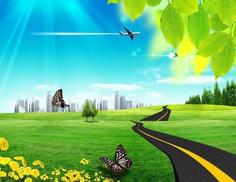 Давайте не бросать окурки из машины на дорогу давайте не сорить, чистая дорога, чистая планета