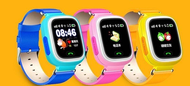 4. Детские смарт-часы с GPS-трекером GPS, aliexpress, gps-трекер, гаджет, магазин, покупки, путин