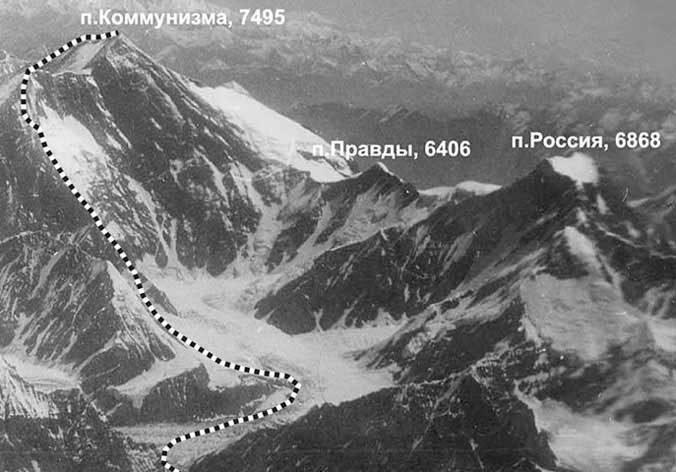 Высшая точка Союза. СССР, интересное, коммунизм