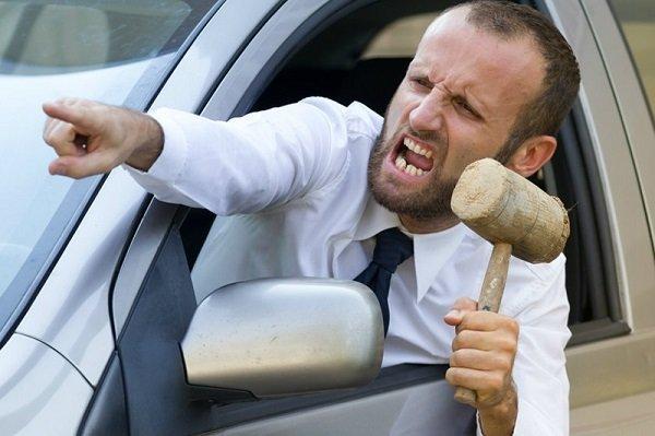 2. Штрафы за эмоции  водители, германия, пдд, пешеходы