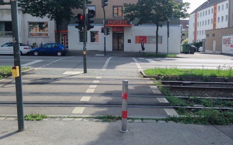 7. Дерзкие пешеходы водители, германия, пдд, пешеходы