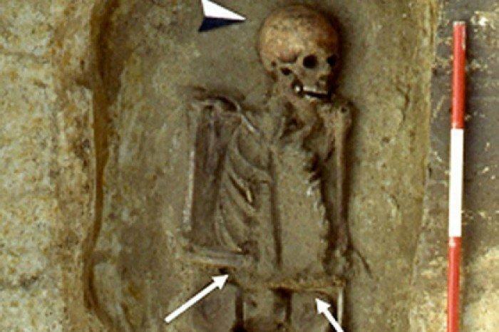 В Риме создавали киборгов уже в VI веке ynews, археология, древний рим, киборг, новости, открытие, раскопки