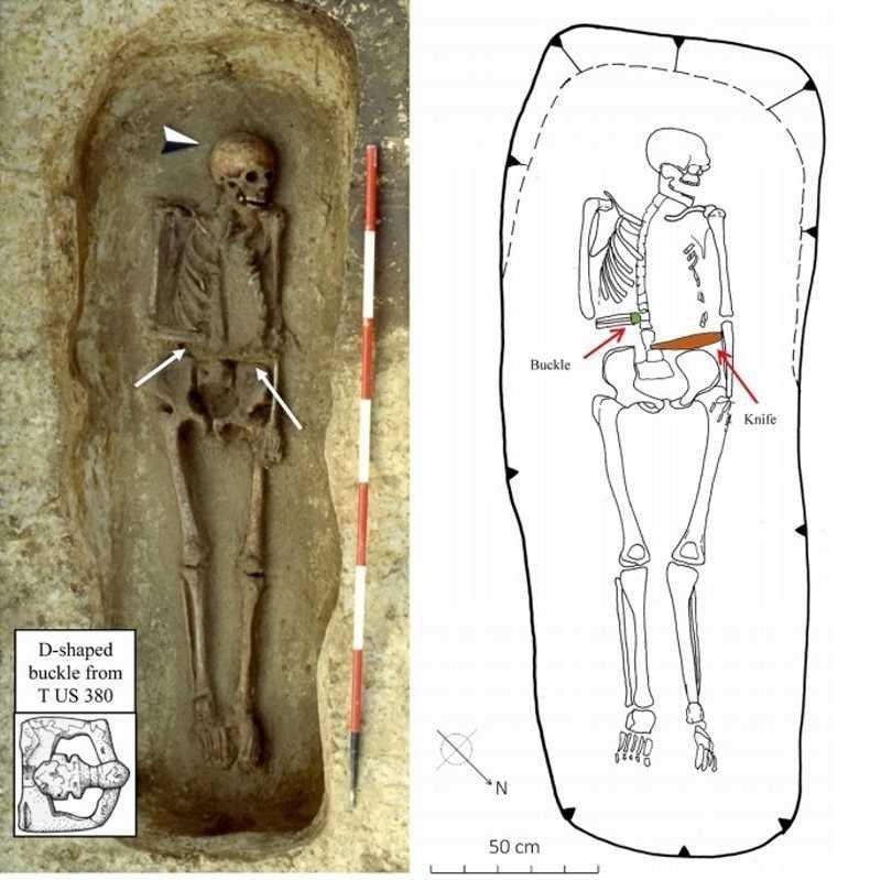 В Италии раскопали средневекового киборга с ножом вместо руки в мире, киборг, люди, наука, нож, раскопки