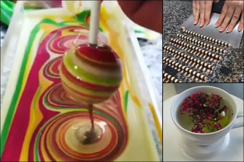 """10 видео про еду, которые заставят тебя воскликнуть: """"Так вот как это делается!"""" в мире, еда, интересно, как это сделано, теперь я видел все"""