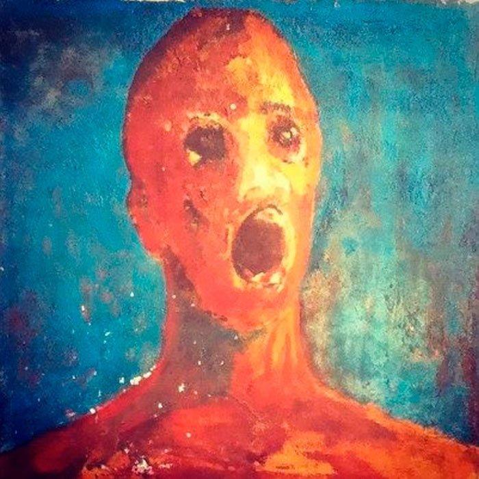"""1. """"Мученик"""", автор неизвестен жутко, интересное, искусство, истории, картины, мистика, проклятие, художники"""