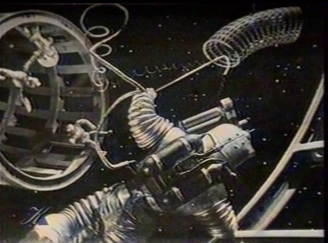 «Дорога к звёздам» (1957) и «Луна» (1965). СССР, история, кино