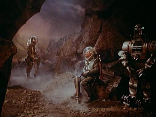 «Планета бурь» (1961) СССР, история, кино