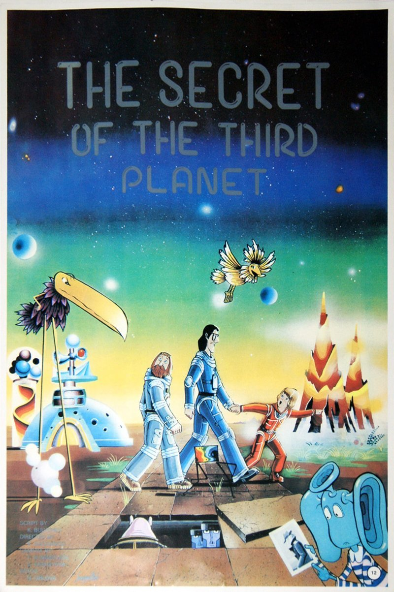 «Тайна третьей планеты» (1981) СССР, история, кино