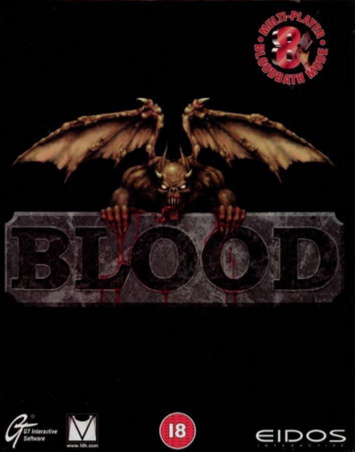 Blood апгрейд, детство, игра, ностальгия