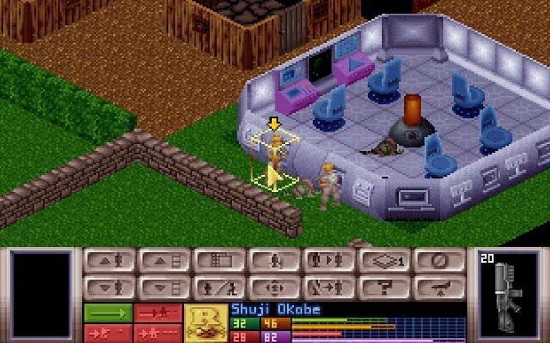 X-COM: UFO Defense апгрейд, детство, игра, ностальгия
