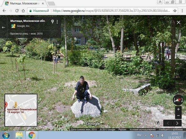 Кадры на Яндекс и Google-картах, которых не должно было быть google maps, карты, прикол, юмор, яндекс