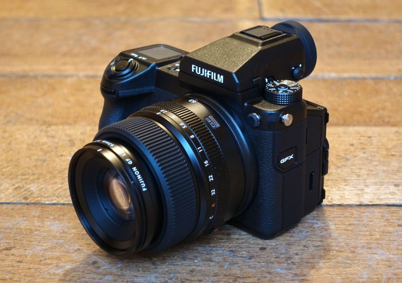 Fujifilm GFX 50S — $6,500 Hasselblad, Leica, дорогие камеры, фотоаппараты, фотография