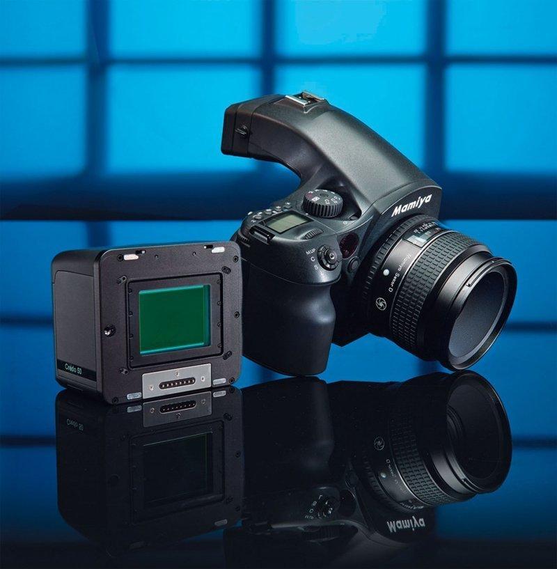 Mamiya Leaf 645DF+ с задником Credo 50 и объективом 80mm f/2.8 — $33,600 Hasselblad, Leica, дорогие камеры, фотоаппараты, фотография
