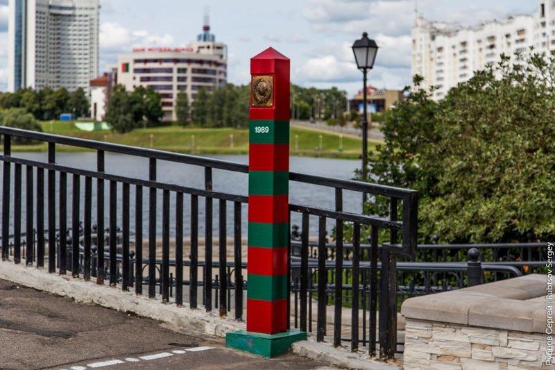Большая прогулка по Минску путешествия, факты, фото