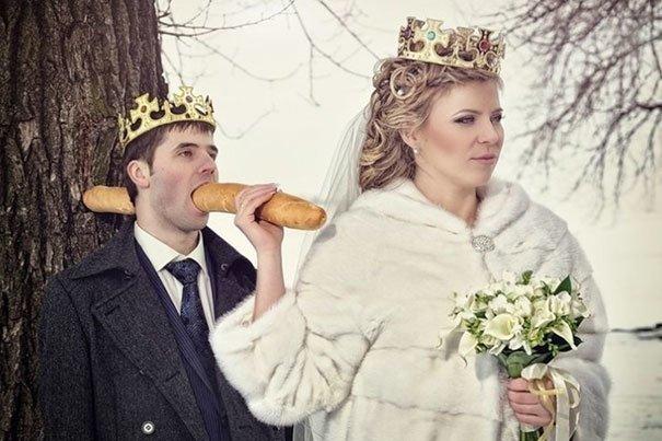 О, эти русские! жених, невеста, прикол, россия, свадьба, юмор