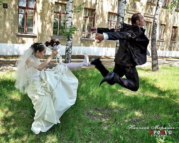 Равноправие по-русски жених, невеста, прикол, россия, свадьба, юмор