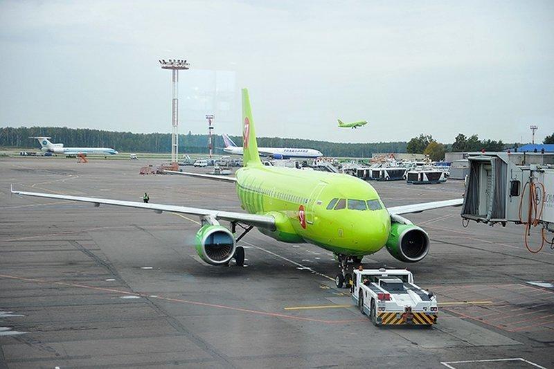 В московском аэропорту днище самолёта пробили золотыми слитками ynews, домодедово, золото, интересное, москва, самолёт, фото