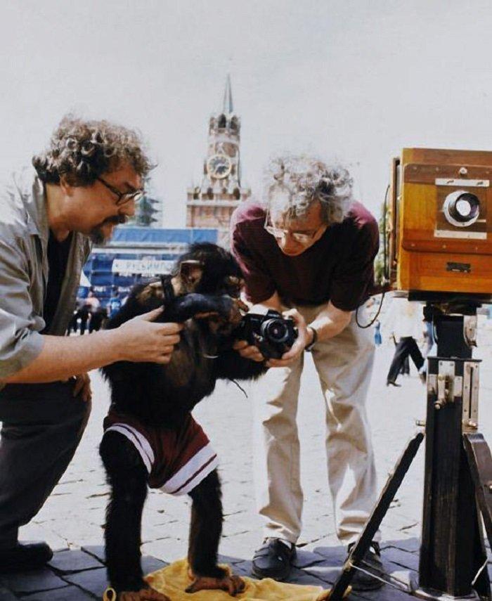 Подпольные снимки советских фотографов, которые были проданы за баснословные деньги кадр, картина, люди, фото, фотограф, художник