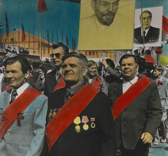 Снимок Бориса Михайлова, которого называют одним из культовых фотографов СССР кадр, картина, люди, фото, фотограф, художник