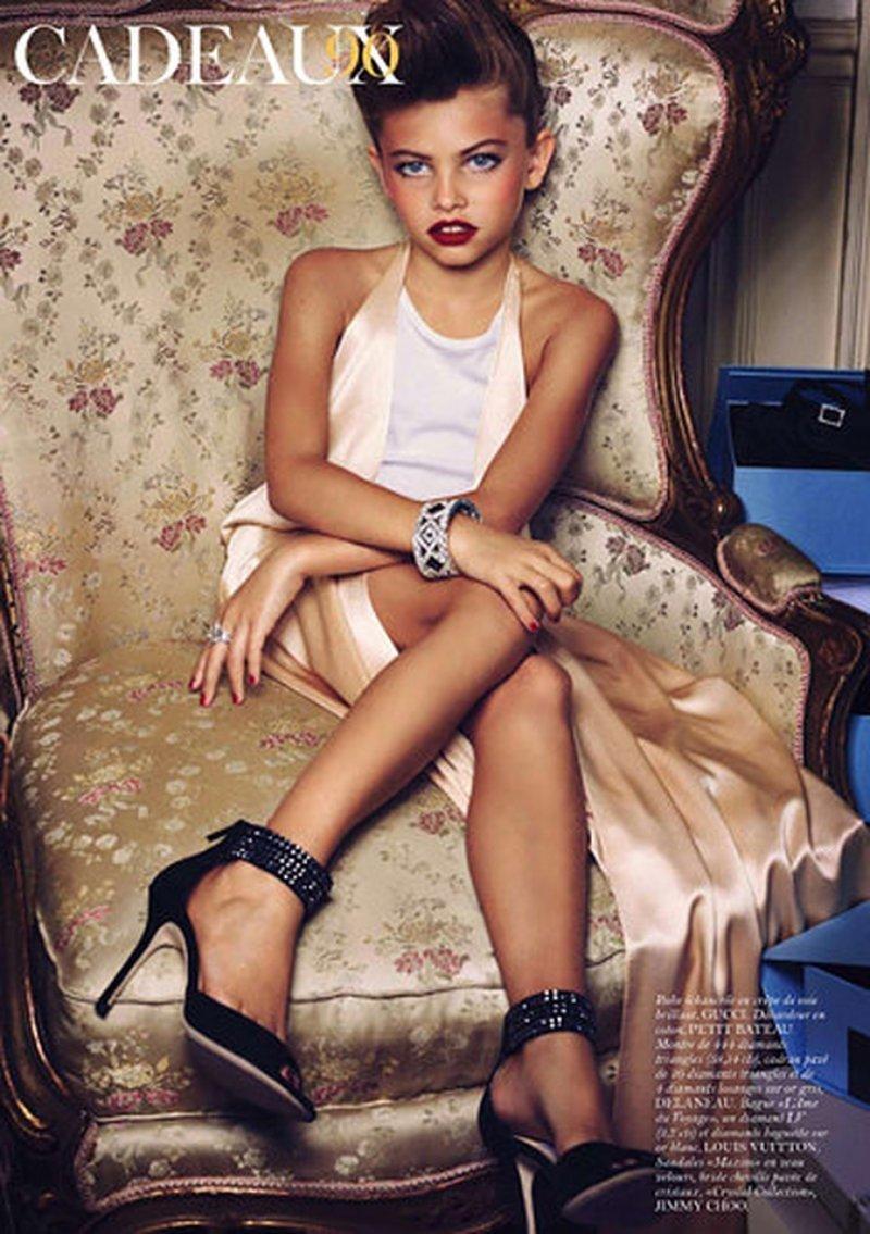 Девочка созрела? Самые скандальные фотосессии юных знаменитостей актриса, в мире, знаменитости, люди, фотосессия