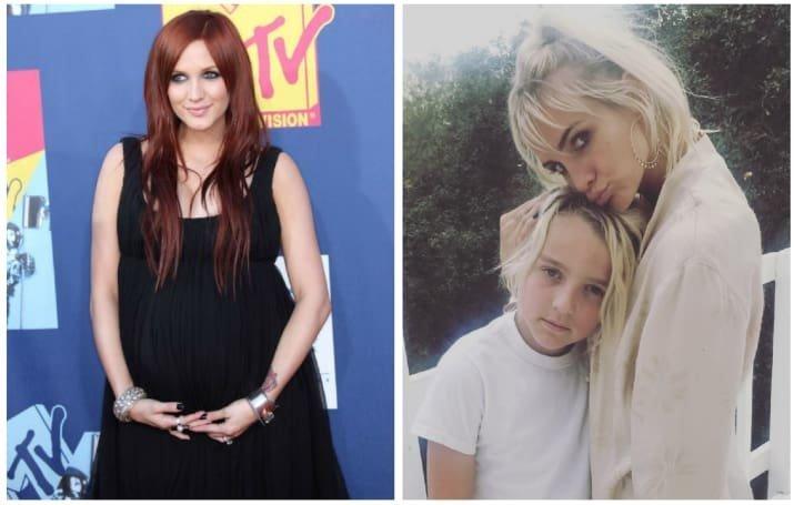 Эшли Симпсон звезды, знаменитости, мама, материнство, ребенок, фото, юность