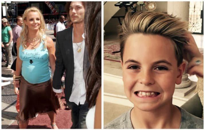 Бритни Спирс  звезды, знаменитости, мама, материнство, ребенок, фото, юность
