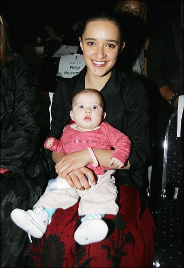 Киша Касл-Хьюз звезды, знаменитости, мама, материнство, ребенок, фото, юность