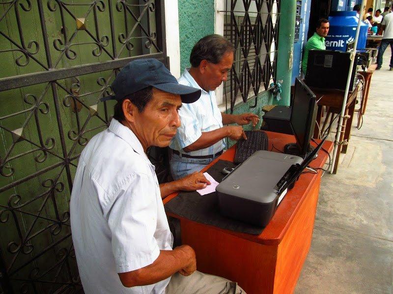 У более продвинутых латиноамериканцев есть принтеры занятия, необычные специальности, профессии, факты, это интересно