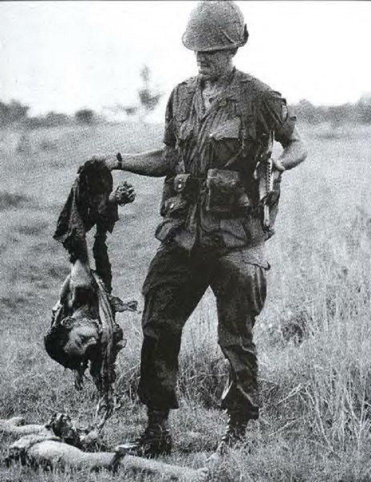 Доклад разведки как повод Вьетнам, война, сша