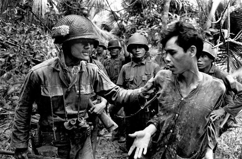 Ложь для большой войны: как в США выдумали повод для нападения на Вьетнам Вьетнам, война, сша