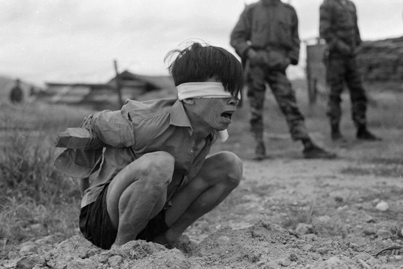 """Остановить """"коммунистическую заразу"""" Вьетнам, война, сша"""